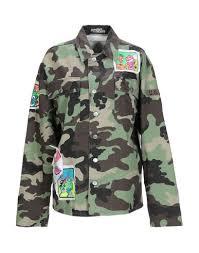Джинсовая <b>Куртка</b> Для Женщин от <b>Jeremy Scott</b> - YOOX Россия