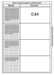 Decimal, Fractions and Free printable worksheets on Pinterest