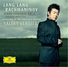 Lang <b>Lang</b>: <b>Rachmaninov</b>: Piano Concerto No.2 / Rhapsody on a ...