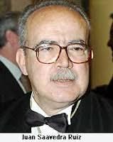Andrés Martínez Arrieta. Magistrado del TS y ponente en la condena al juez Serrano. Juan Saavedra Ruiz. Magistrado del TS - Juan%2BSaavedra%2BRuiz
