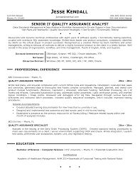 sample resume of software qa manager sample customer service resume sample resume of software qa manager cio sample resume cto sample resume it executive resume templates