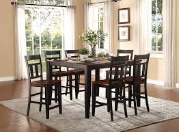 cherry counter height piece: counter height kitchen table sets photo