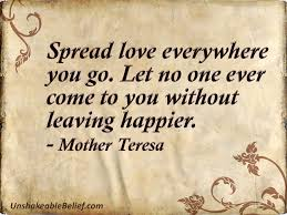 Mother Teresa Quotes On Love. QuotesGram via Relatably.com