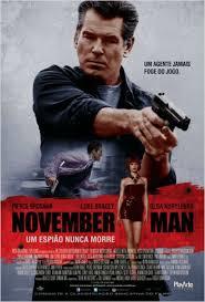 November Man: Um Espião Nunca Morre