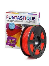 <b>Пластик в катушке Funtastique</b> (<b>PLA</b>,1.75 мм,1 кг) <b>Funtastique</b> ...