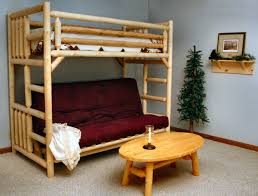wooden and bunk bed amazing bamboo furniture design ideas