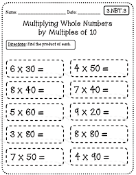 Common Core Worksheets (3rd Grade Edition) - Create●Teach●ShareVisit my TpT Store for more information on my Interactive Math Notebooks or to preview more of my 3rd Grade Common Core Worksheets!