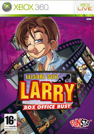 Leisure Suit Larry Box Office Bust RGH Español 1.7 GB Xbox 360 [Mega+]