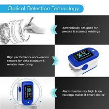DR VAKU® DS301 Swadesi <b>Finger</b> Tip Pulse <b>Oximeter</b> ...