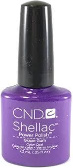 <b>CND</b> Creative <b>Shellac</b> UV Power Polish - <b>Summer Splash</b> Collection ...