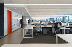 creative open office space amazon office space