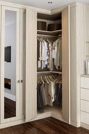 kitchen solution traditional closet: rio bedroom l corner wardrobe solution