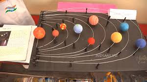 solar system science fair kids world little scholar