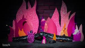 <b>Pretty Pink</b> Virtual Fireplace | <b>Benefit</b> Cosmetics - YouTube