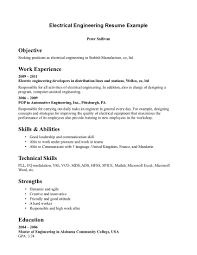 related free resume examples engineer resume mechanical engineer electronic engineer resume sample