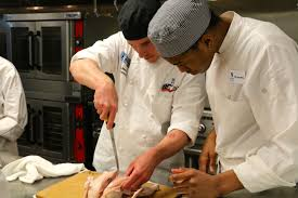 middle college brings learning to life communications middle college culinary arts lab