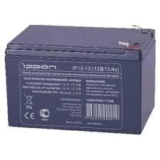 <b>Батарея</b> для UPS <b>Ippon IP12</b>-<b>12</b> 12V/12AH
