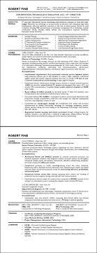 cio resume pdf cipanewsletter cio resume cio resume samples cio resume example chief
