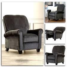 room ergonomic furniture chairs: push back recliner sofa chair lounge ergonomic furniture fabric home modern room