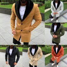 Unbranded <b>Wool Windbreaker</b> Coats & <b>Jackets</b> for <b>Men</b> for sale   eBay