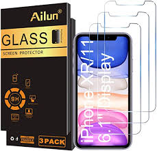 Ailun Glass Screen Protector for iPhone 11/iPhone XR ... - Amazon.com
