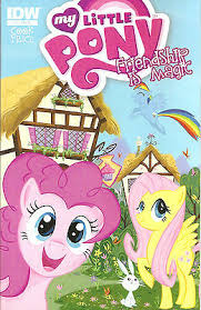 <b>MY LITTLE PONY</b> FRIENDSHIP IS MAGIC #1 Retailer Incentive ...
