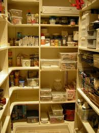 kitchen pantry gets optimized and organized best closet lighting