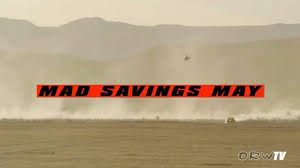 MAD SAVINGS MAY   Mad savings on select... - <b>Off Road</b> Warehouse