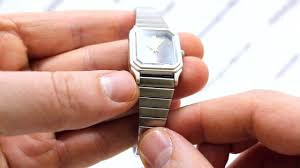 <b>Часы Casio LQ</b>-<b>400D</b>-<b>1A</b> - видео обзор от PresidentWatches.Ru ...