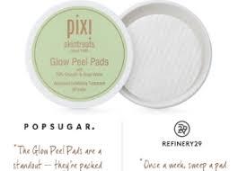 Brighten Up with <b>Glow Peel Pads</b>! - <b>Pixibeauty</b> Blog