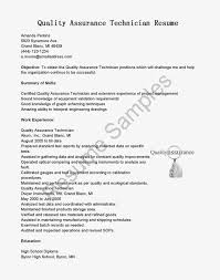quality assurance resume objective quality assurance resume objective 0752