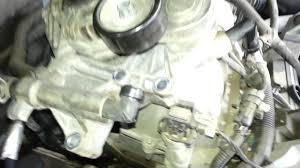 gm 3 8 coolant bypass elbow leak tensioner repair