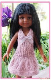Сарафан и <b>кофта</b> спицами - Куклы Paola Reina и Nicoleta ...
