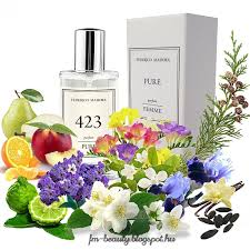 FM423 PURE női parfüm-<b>Sean John</b> - <b>Unforgivable Women</b>-szerű ...