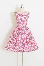 <b>vintage</b> 1950s dress * darling United Kingdom medallion print ...