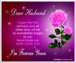 Husband Happy Birthday Quotes | Quotes for Cards | Pinterest ... via Relatably.com