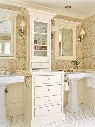 Interesting White Country Bathroom Ideas Cottage Inspiration Dreaming Love This Intended Perfect