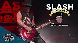 <b>Slash</b> ft Myles Kennedy & The Conspirators - Anastasia (<b>Living The</b> ...
