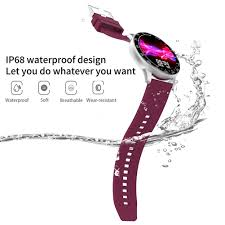 <b>H30</b> Smartwatch Period Reminder Heart Rate Monitor Waterproof ...