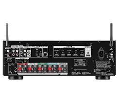 <b>AV</b>-<b>ресивер Denon AVR-S650H AVRS650HBKE2</b>