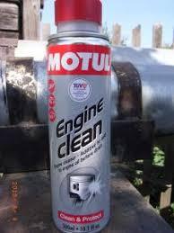 <b>Motul Engine</b> Clean - <b>промывка</b> двигателя 15 минут. - Автохимия ...