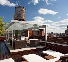 roof balcony design wooden pergola balcony design furniture