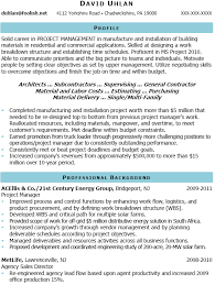 sample resume of project manager  seangarrette cosample resume of project manager   project manager