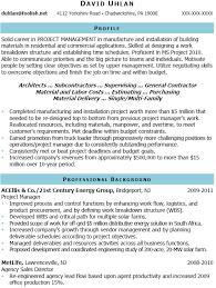 sample resume of project manager  seangarrette cosample resume of project manager   project manager resume sample