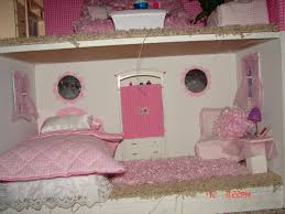 diy barbie house from a shelf barbie furniture ideas