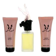 Authentic <b>Head Over Heels</b> Perfume By <b>Revlon</b>, 3 Piece Gift Set for ...
