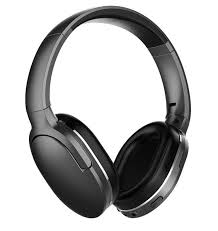 <b>Baseus D02</b> Encok Wireless Headphones <b>Black</b>->Headphones ...