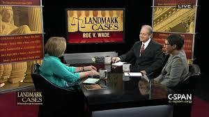 supreme court landmark case roe v wade video c span org