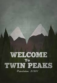 <b>Welcome to Twin Peaks</b> 8x10 11x17 or 13x19 TV Poster Print | Etsy ...