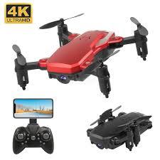 K1 <b>Mini Folding 4-Axis RC</b> Airplane, 4K HD WiFi Real-Time Aerial ...